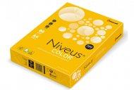 Бумага NIVEUS , цветная интенсив, А4/80, 500л., SY40, солнечно-желтый (A4.80.SY40.500)