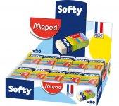Ластик SOFTY у картонному тримачі (MP.511790)