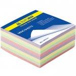 Блок бумаги для записей «ДЕКОР», 90х90, 500 листов, склеенный, ВМ.2284