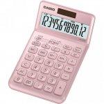 Калькулятор настольный Casio, 12р., цвет - розовый (JW-200SC)