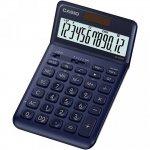 Калькулятор настольный Casio, 12р., цвет - синий (JW-200SC)