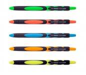 Ручка шариковая автоматическая Live Touch, 0,7мм, цвет - ассорти (BM.8270-xx)