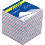 Блок бумаги для записей «ЗЕБРА», 90х90, 1100 листов, ВМ.2269