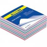 Блок бумаги для записей «ЗЕБРА», 90х90, 500 листов, ВМ.2265