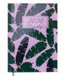 Ежедневник дат. 2020 PARADISE, A5, 336 стр., зеленый (BM.2198-04)
