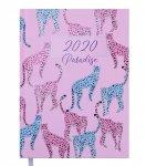Ежедневник дат. 2020 PARADISE, A5, 336 стр., св.-розовый (BM.2198-43)