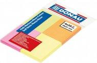 Блок для нотаток з клейким шаром,  38х51мм, 4х50 арк. ( неон, асорті) (7578001PL)