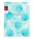 Папка с зажимом Forest, А4. Материал обложки 3D пластик. Цвет: зеленый (1311-04-a)