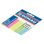 Закладки пластиковые DONAU NEON с клейким слоем  (Швейцария),  7577001PL