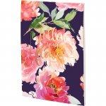 Блокнот-планшет, A5, 50л, кл. Flowers (8441-09-a)