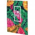 Блокнот-планшет, A5, 50л, кл. Neon Tropics (8441-07-a)