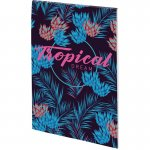 Блокнот-планшет, A5, 50 л, нелин. Neon Tropics (8440-07-a)