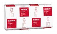 Полотенца бумажные листовые W-укладка Katrin Classic One Stop L2 (345355)