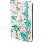 Книга записна Partner BBH Soft, 125*195, 96арк, кл, Palm (8212-02-a)