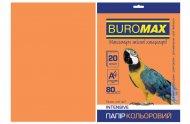 Папір кольоровий INTENSIVE, помаранчевий, 20 арк., А4, 80 г/м² (BM.2721320-11)