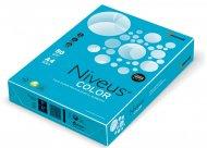 Папір кольоровий насичений, синій, AB48, А4/80, 500 арк. (A4.80.NVI.AB48.500)