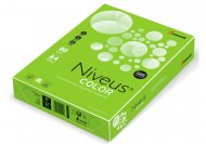Папір кольоровий неоновий, зелений, NEOGN, А4/80, 500арк. (A4.80.NVN.NEOGN.500)