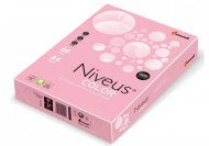 Папір кольоровий пастель, рожевий, PI25, А4/80, 500арк. (A4.80.NVP.PI25.500)