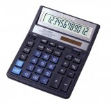 Калькулятор Citizen SDC-888 ХBL, 12 разрядів, синій (SDC-888 XBL)