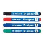 Маркер для сухостираемых досок D-signer B  (Швейцария), 7372001