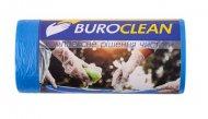 Пакети для сміття 35л/50 шт, сині, 500х600мм, 8мкм BuroClean EuroStandart (10200017)