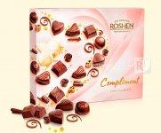 Цукерки Roshen Compliment 145г (0148810)