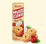 Печиво-сендвіч Multicake з начинкою вишня-кокос 195г (0148351)