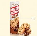 Печиво-сендвіч Multicake з начинкою какао 180г (0148323)