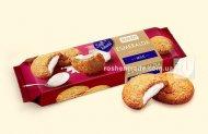 Здобне печиво Есмеральда soft heart milk Roshen 170г (0149970)