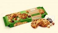 Здобне печиво Есмеральда soft heart hazelnut (фундук) Roshen 170г ККФ (0149885)