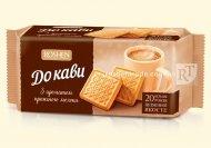 Печиво До кави з ароматом пряженого молока Roshen 185г (0150484)