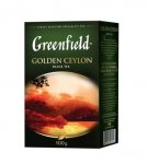 Чай чорний GOLDEN CEYLON, 100г,