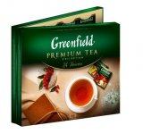 Набір пакетованого чаю асорті, 24 сорти по 4шт, 96 пакетів, GREENFIELD (gf.106322)