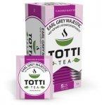 Чай чорний TOTTI Tea «Ерл Грей Маджестік», пакетований, 2г*25*32 (tt.51502)