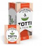 Чай чорний TOTTI Tea «Магія Цейлону», пакетований, 2г*25*32 (tt.51505)
