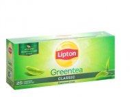 Чай зелений GREEN TEA CLASSIC 2г х 25,