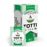 Чай зелений TOTTI Tea «Смарагдовий лист», пакетований, 2г*25*32 (tt.51501)(