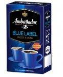 Кава мелена Ambassador Blue Label, вак.уп. 230г*12 (PL) (am. 53104)