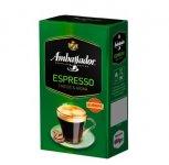 Кава мелена Ambassador Espresso, вак.уп. 450г*12 (PL) (am.52040)