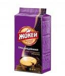 Кава мелена Жокей Традиційна вакум 225гр (jk.108432)