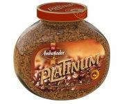 Кава розчинна Ambassador Platinum, ск.б. 190г*6 (am.51173)
