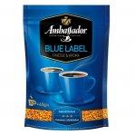 Кава розчинна Ambassador Blue Label, пакет 60г*30 (am.51922)