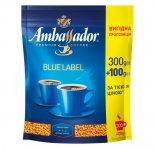 Кава розчинна Ambassador Blue Label, пакет 400*10 (am.52503)