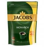 Кава розчинна Jacobs Monarch, 250г , пакет (prpj.90137)
