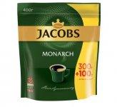 Кава розчинна Jacobs Monarch, 400г , пакет (prpj.90854)