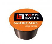 Кава в капсулах TOTTI Caffe Americano, 8г *100 (tt.51566)