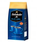 Кава в зернах Ambassador Blue Label, пакет 1000г*6 (PL) (am.52078)