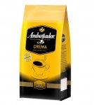 Кава в зернах Ambassador Crema, пакет 1000г*6 (am.52081)