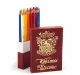 Колекційний набір художніх кольорових професійних олівців POLYCOLOR Retro, 24 кольори. Подарункова ексклюзивна упаковка. (3824024020tk)