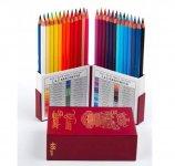 Колекційний набір художніх кольорових професійних олівців POLYCOLOR Retro, 48 кольорів. Подарункова ексклюзивна упаковка. (3826048020tk)